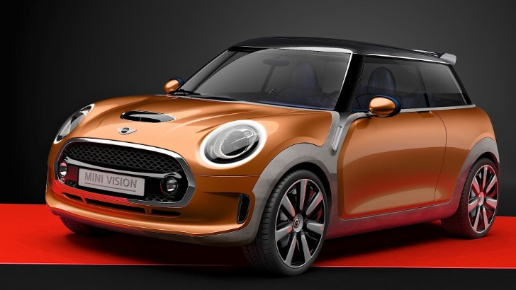 MINI Vision Concept Makes Official Debut, Previews Upcoming MINI [Photo Gallery]