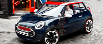 MINI Wants to Build the Rocketman, But only With a Partner