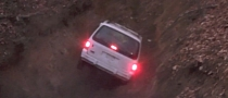 Minivans Are Excellent Rock Crawlers! [Video]