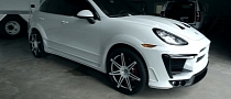 Minnesota Twins' Alexi Casilla: Custom Porsche Cayenne [Video]