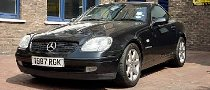 Minogue Sisters' Ex-SLK Up for Grabs