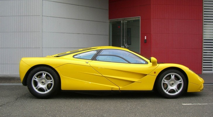 Mint Condition McLaren F1 for Sale