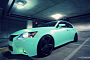 "Minty Fresh Lexus GS 350 Receives 20"" Vossens [Video]"