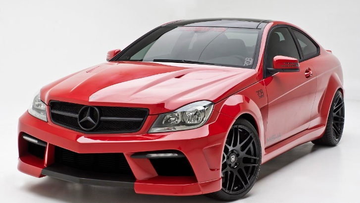 Misha Designs Reveals New Mercedes C-Class Kit [Photo Gallery]