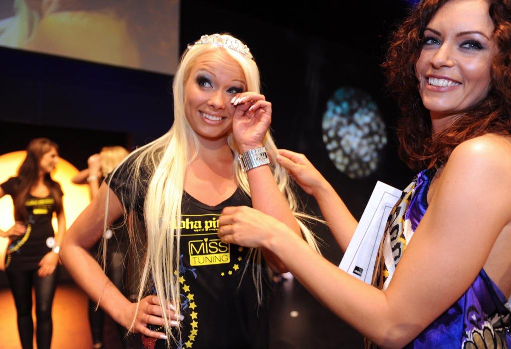 The-Car-Addict.com: Miss Tuning 2011 Calendar Shooting in Croatia ...