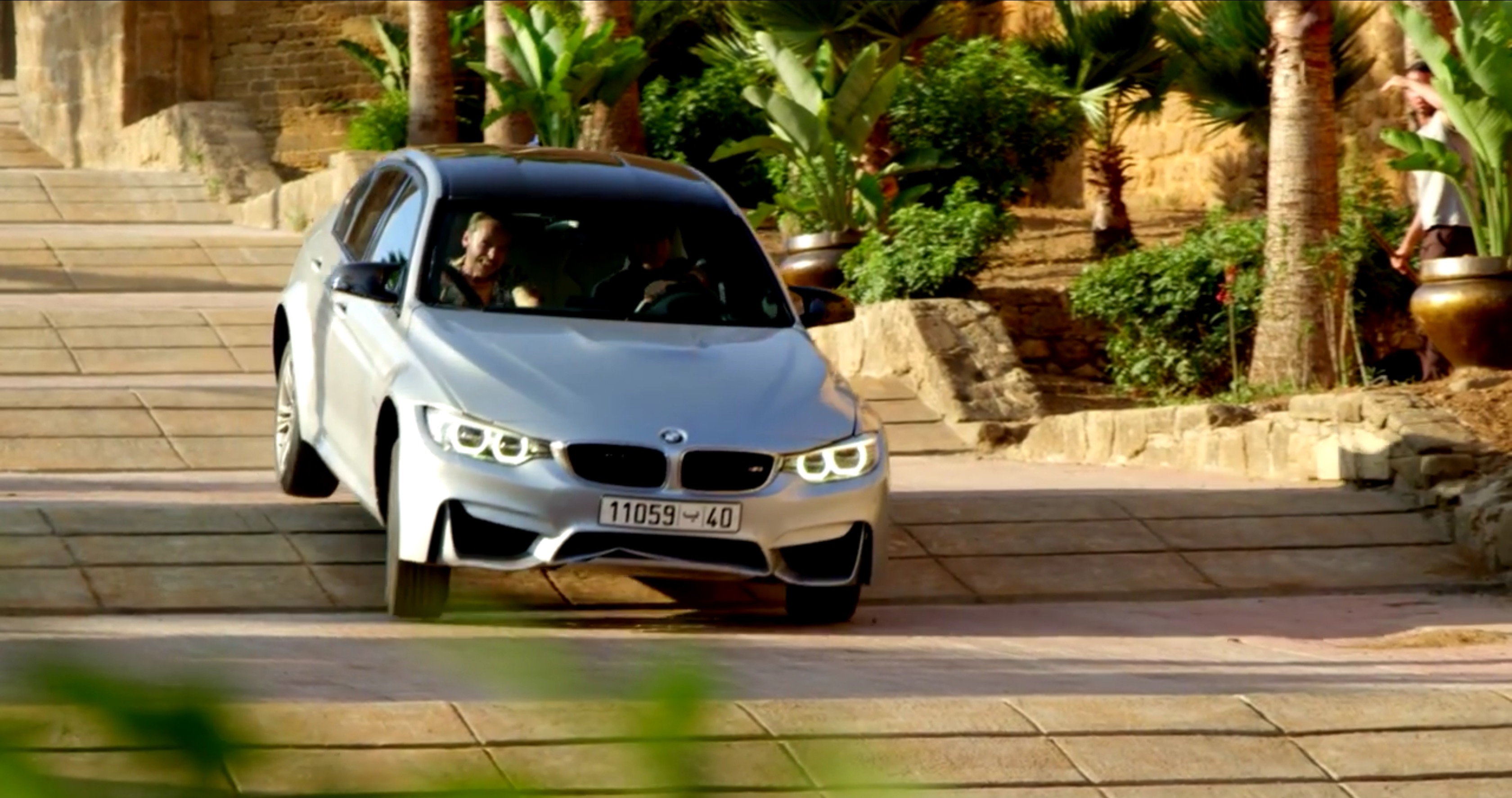 Mission Impossible 5 s Director Claims the BMW M3s Used in Stunts