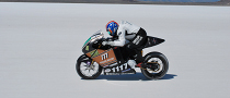 Mission One Electric Bike Topped 150 mph