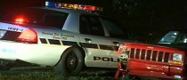 Missouri Teen Tries to Evade in Police Car
