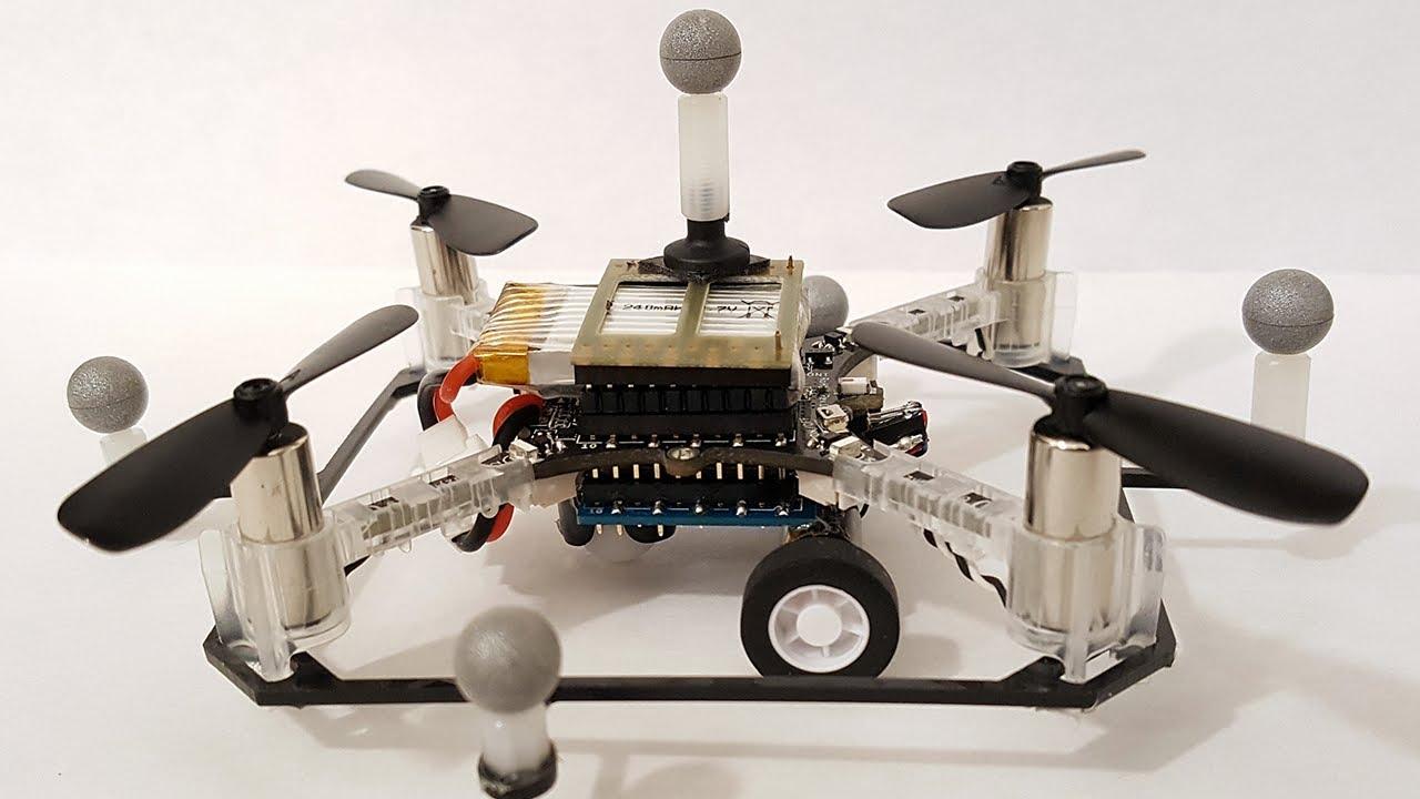 Autonomous Cars And Drones Should Morph To Create A Hybrid