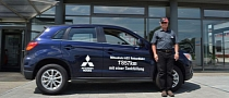 Mitsubishi ASX Driver Achieves Record Efficiency of 3.67 l/100 km