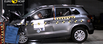 Mitsubishi ASX Gets Five-Star Euro NCAP Safety Rating