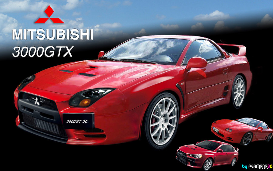 Mitsubishi Could Replace Evo With 3000gt Successor
