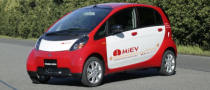 Mitsubishi Debuts Production Ready i-MiEV