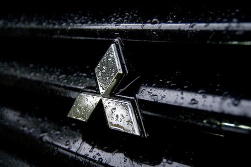 Mitsubishi Logo Automotive Wallpaper