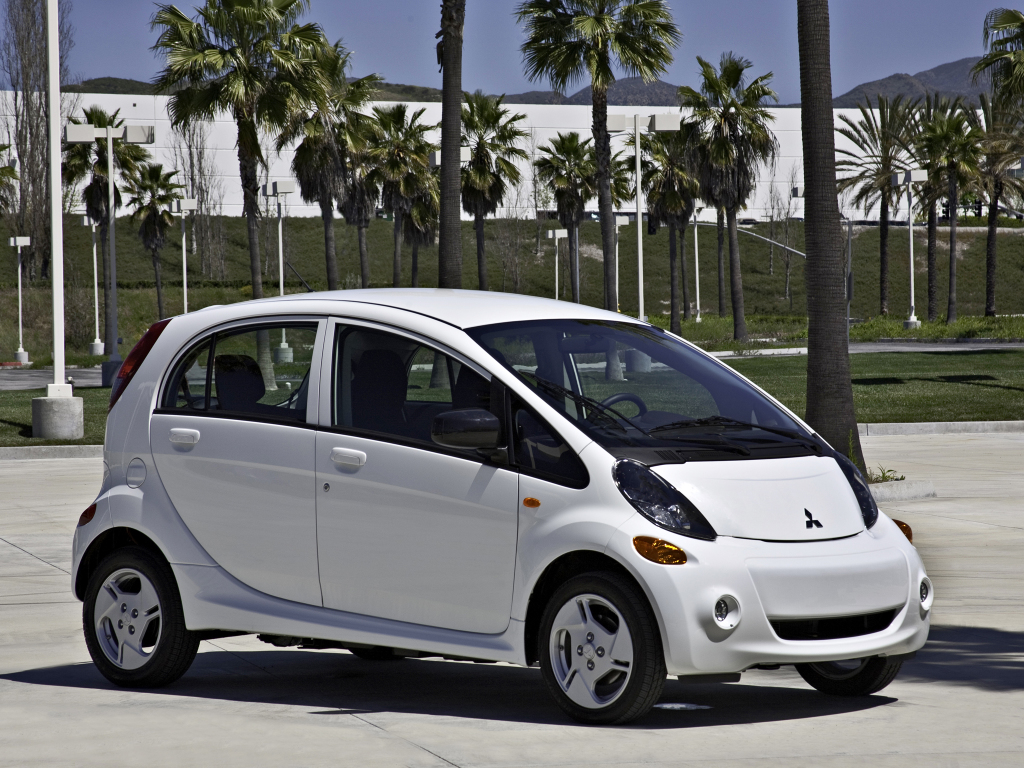 imiev miev electrifying mitsubishi but i silver electric not review sale for