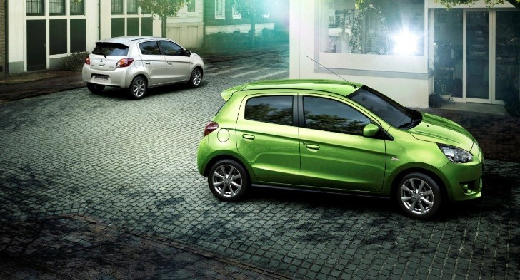 Mitsubishi Giving a Mirage for a Year at Every UK Dealership