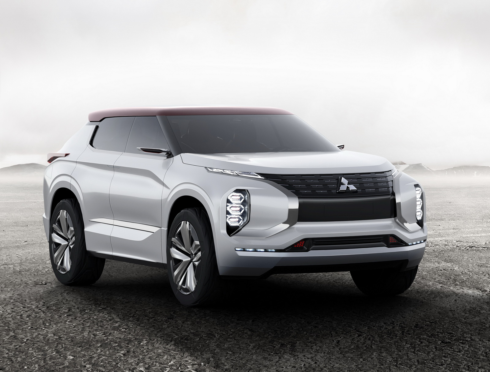 mitsubishi grand tourer phev concept revealed ahead of paris   autoevolution
