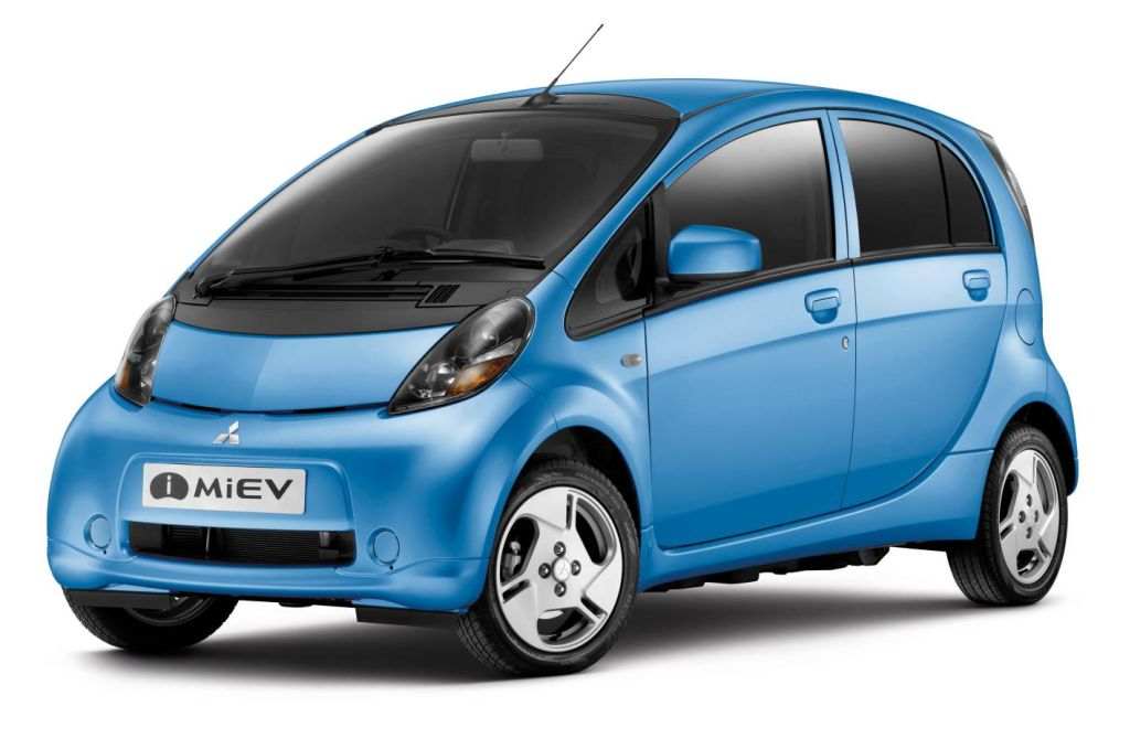 Mitsubishi I Miev On Sale In Australia Starting August