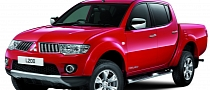 Mitsubishi L200 Trojan Back in the UK