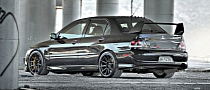 Mitsubishi Lancer Evo IX Tuned to 780 hp at 11,000 rpm [Video]