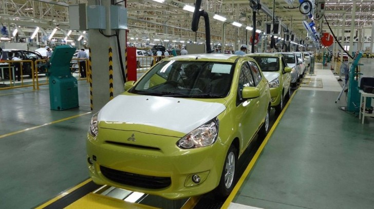 Mitsubishi Mirage Coming to Canada, US Being Considered