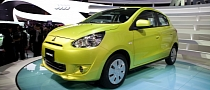 Mitsubishi Mirage Coming to US in September 2013