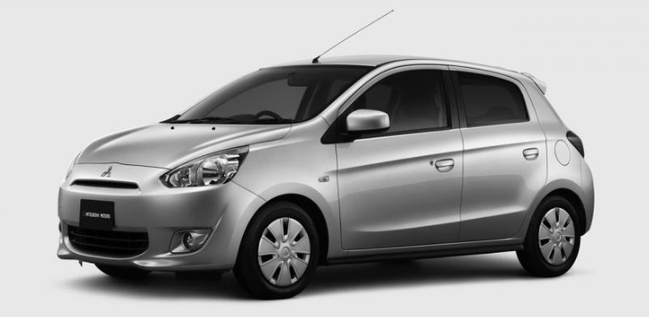 Mitsubishi Mirage European Version to Debut in Paris