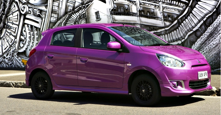 Mitsubishi Mirage Gets Official Australian Pricing