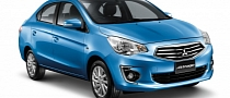 Mitsubishi Mirage Sedan Coming to US?