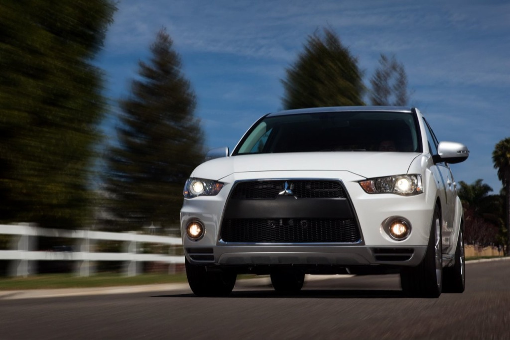 Mitsubishi Outlander Gt Prototype Official Details And Photos Autoevolution