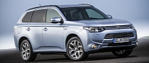 Mitsubishi Outlander PHEV Goes on Sale in Europe