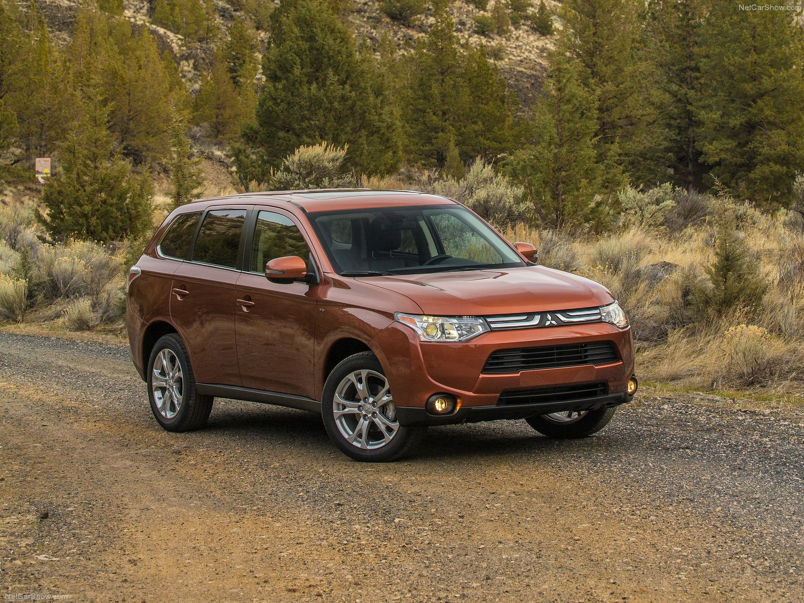 Mitsubishi Outlander Recalled Over Power Steering Problem