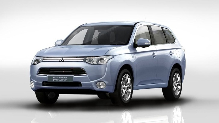 Mitsubishi Outlander's Battery Fault Solved