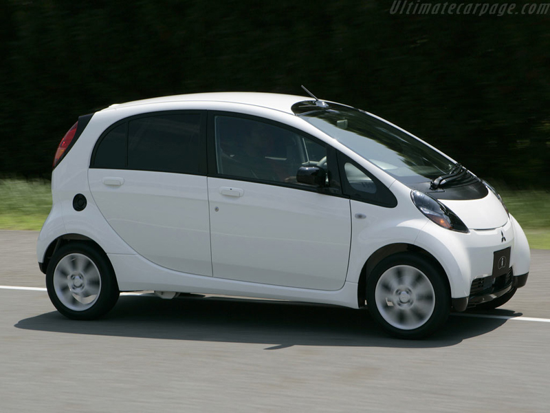 Dealers Will Have To Update Their Showrooms Considering That The Mitsubishi I Electric Car
