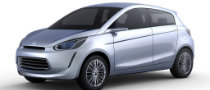 Mitsubishi's Global Small Car Coming in 2012
