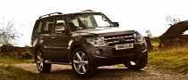 Mitsubishi Shogun Gets Substantial Discount in the UK