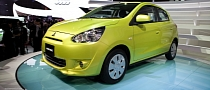 Mitsubishi Starts Mirage Production in Thailand