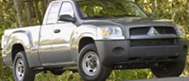 Mitsubishi to Discontinue Raider Pickup
