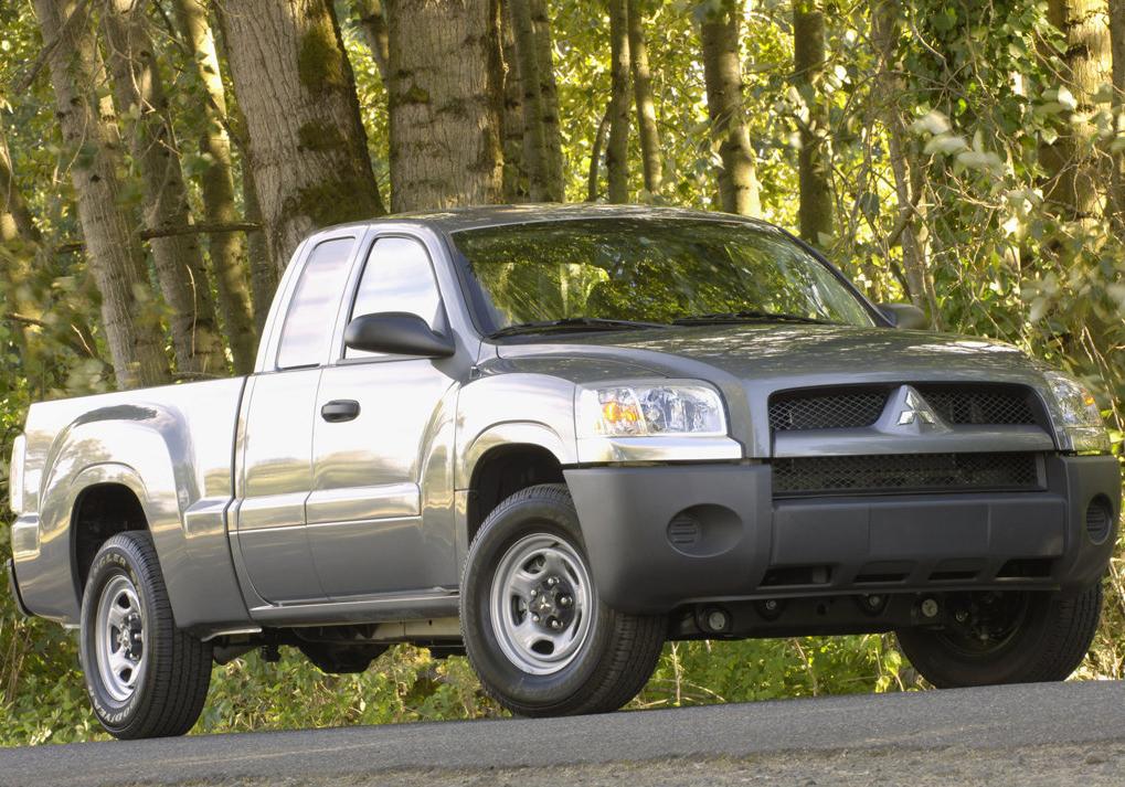 mitsubishi to discontinue raider pickup autoevolution rh autoevolution com