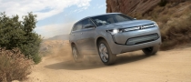 Mitsubishi to Offer Plug-In Hybrid SUV in 2013
