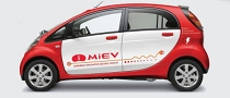 Mitsubishi to Produce i MiEV Electric Cars for Peugeot