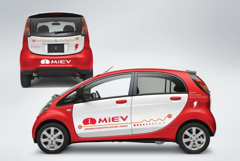 Mitsubishi to Produce i MiEV Electric Cars for Peugeot - autoevolution