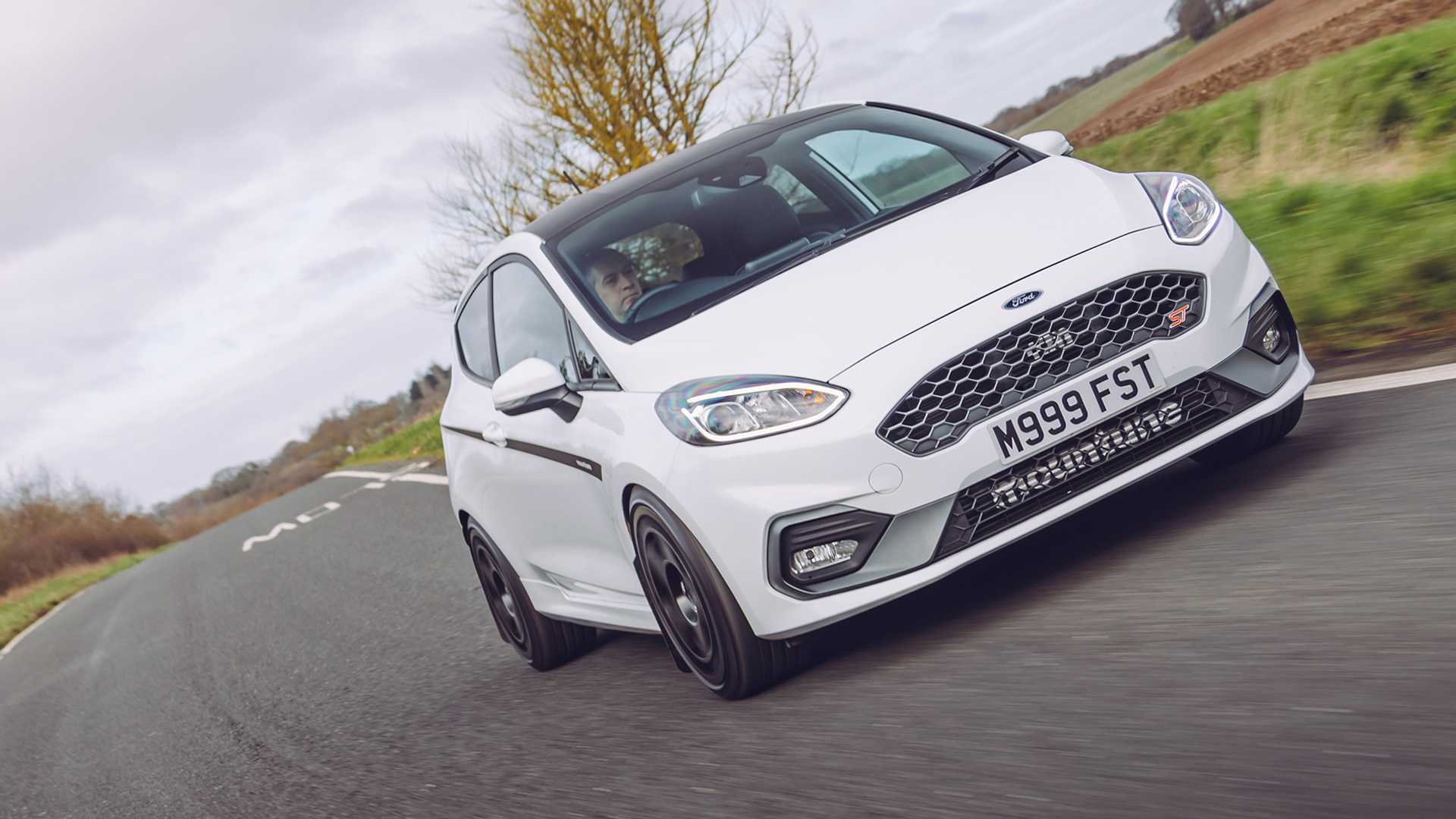 Mk 8 Ford Fiesta St Receives Mountune M235 Upgrade Develops 235 Ps Autoevolution