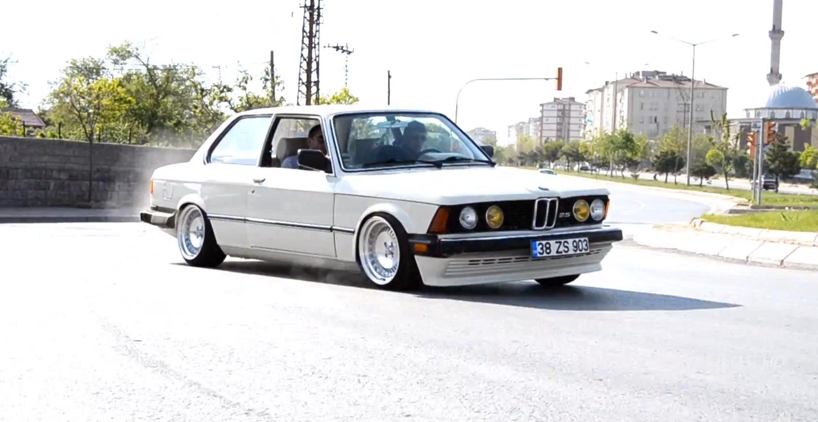 White 5 Series Bmw >> MMPower Presents: Pepper White BMW E21 - autoevolution