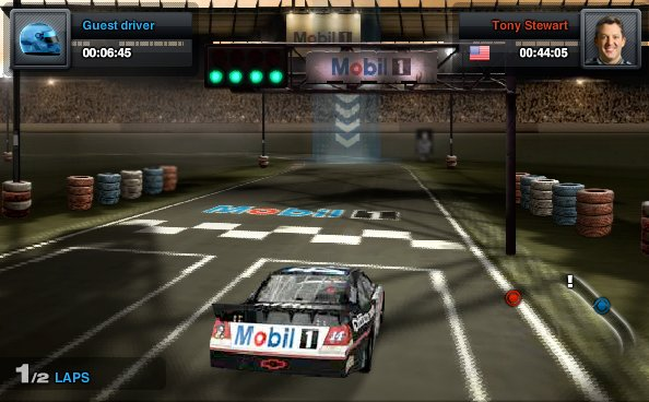 Mobil 1 Track Challenge Free Online Game Launched Autoevolution