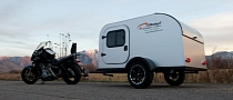 Moby1 C2 Trailer, Motorcycle Touring at the Next Level [Photo Gallery]