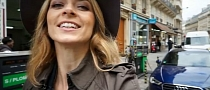 Model Eva Padberg: Audi A3 Adventure in Paris [Video]