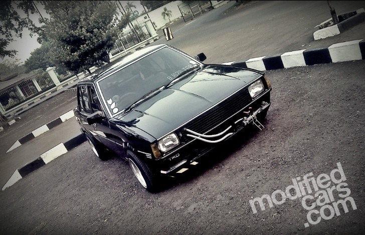 Modified Toyota Corolla KE70 Has Cool Written All Over It [Photo Gallery]