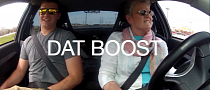 Mom Enjoys 900 BHP Evo [Video]