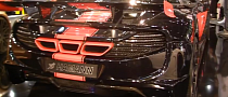 Monaco 2012: Hamann memoR McLaren MP4-12C [Video]